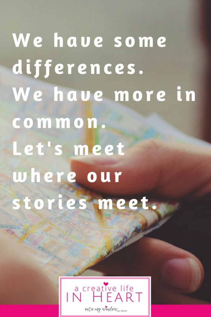 Our Stories in Common